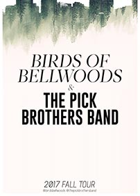 Birds Of Bellwoods