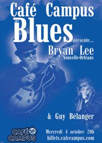 Bryan Lee & Guy Bélanger