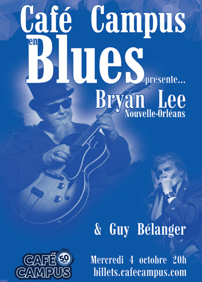Bryan Lee, Guy Bélanger