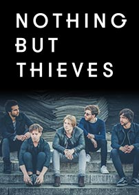 Greenland & evenko présentent Nothing But Thieves – 29 octobre 2017 – Le Belmont, Montréal, QC