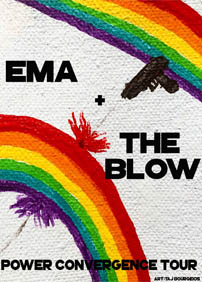 EMA et THE BLOW