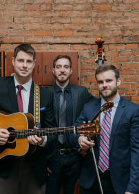 Hello Darlin' Productions présente The Barrel Boys – 24 mars 2018 – Petit Campus, Montréal, QC
