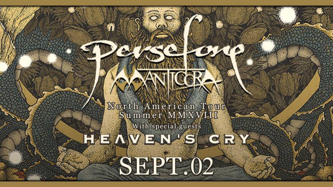 Persefone +Manticora +Heaven's Cry
