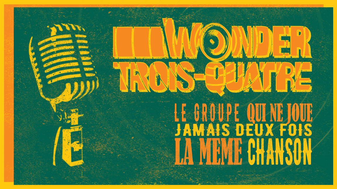 Wonder-Trois-Quatre with Éléonore Lagacé