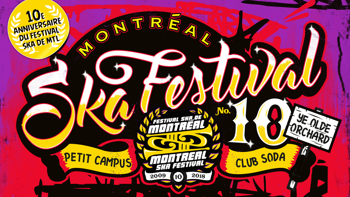 Montreal Ska Fest #10 - Night 1