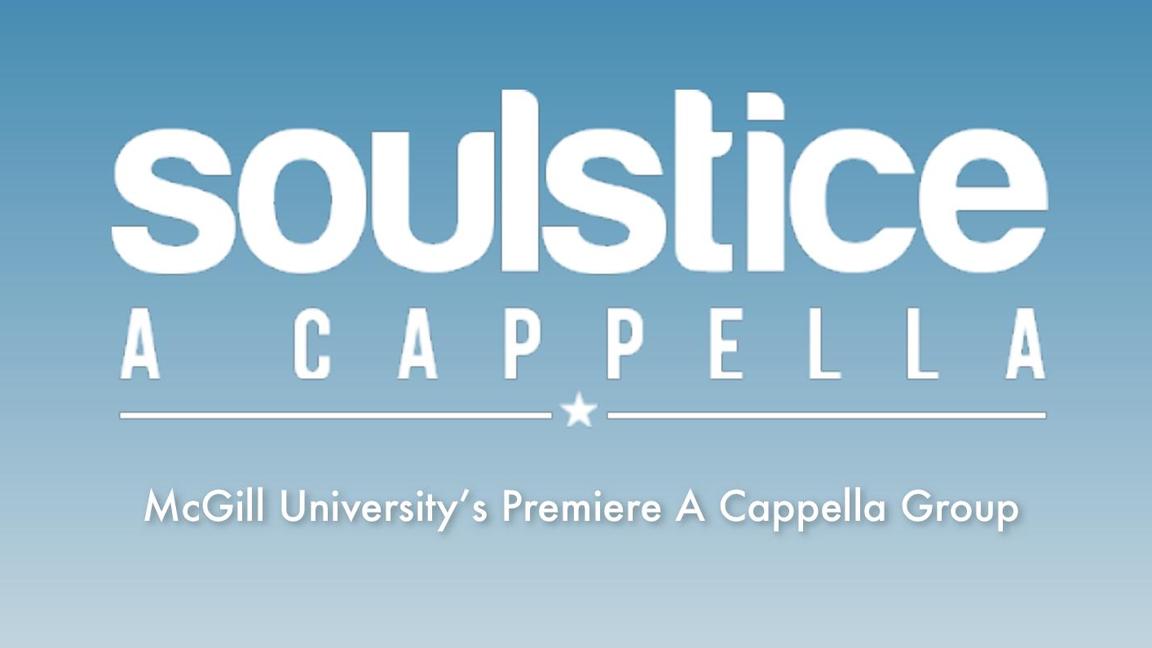 Soulstice A Cappella : Aurora