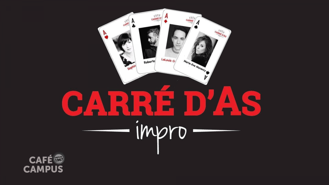 Carré d'As - Impro