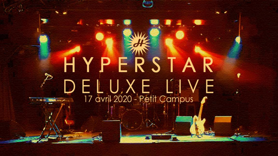 Hyperstar Deluxe Live