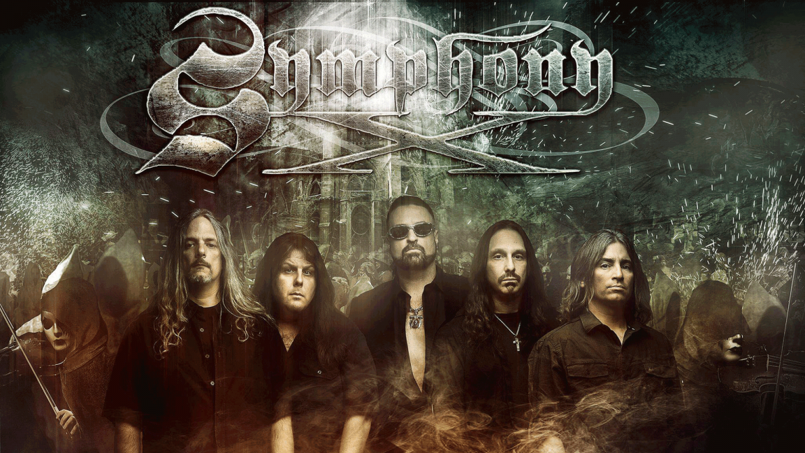 Symphony X - (25th anniversary tour)