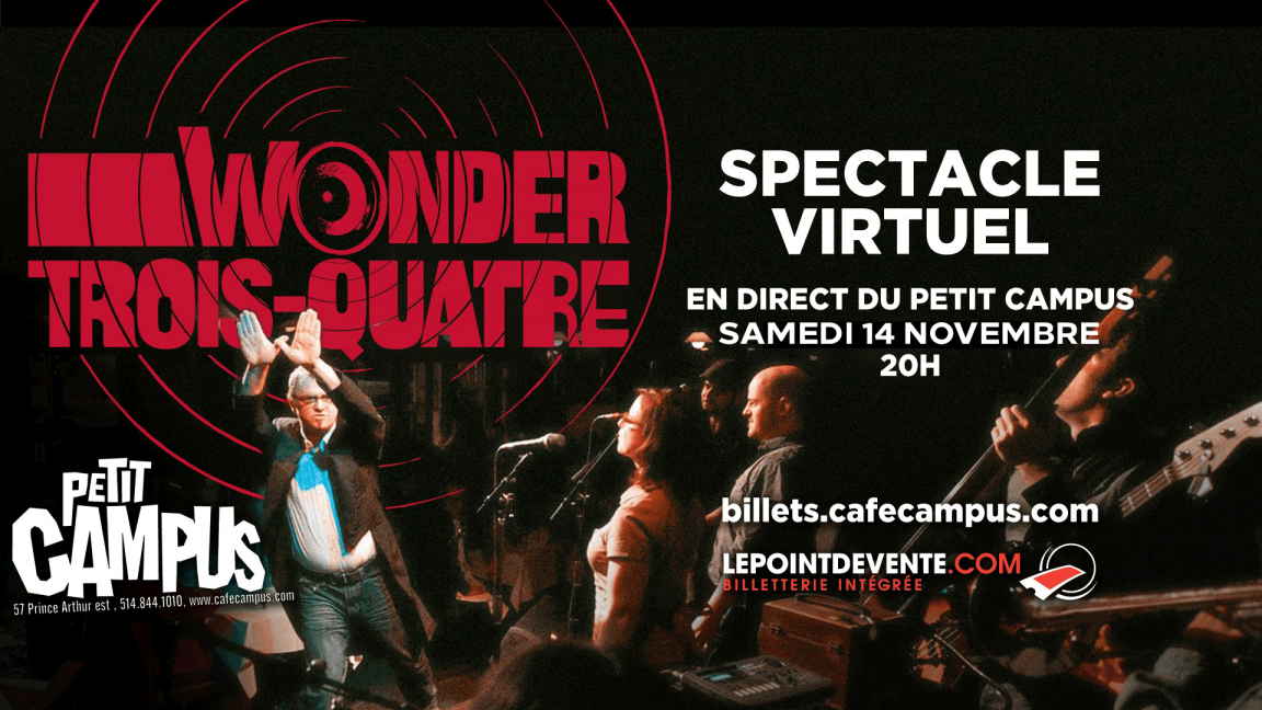 Wonder-Trois-Quatre | spectacle virtuel