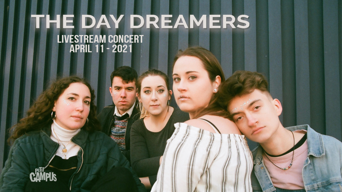 The Day Dreamers - livestream concert