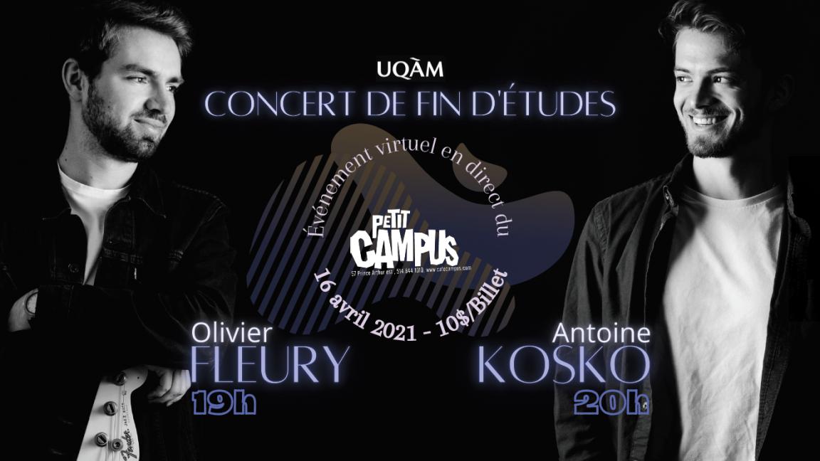 Petit Campus online concerts