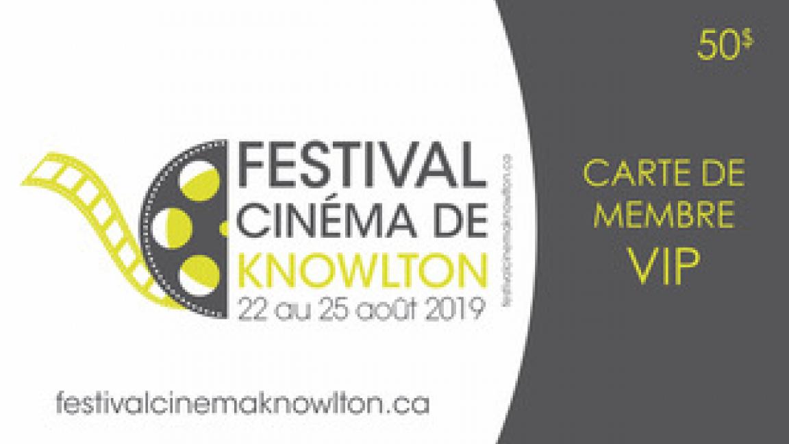 Festival cinéma de Knowlton