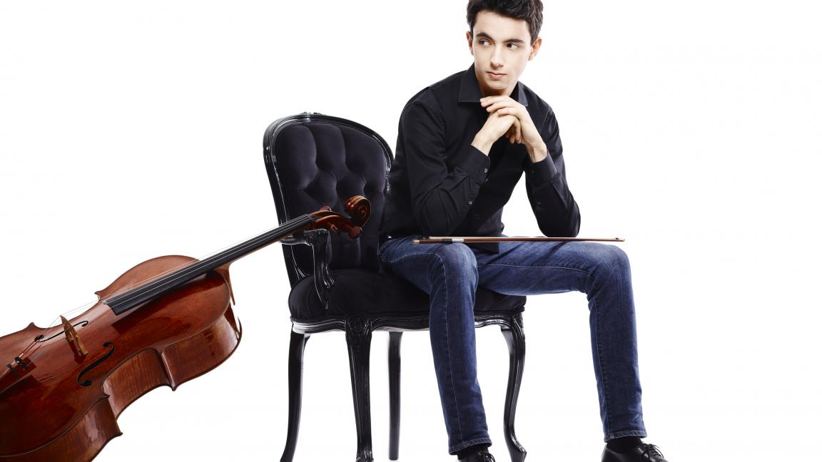 Stéphane Tétreault Bach Cello Suites