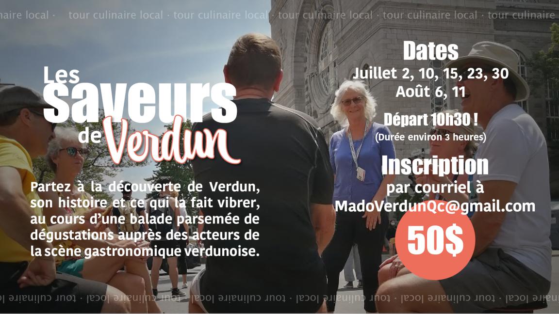 Les Saveurs de Verdun