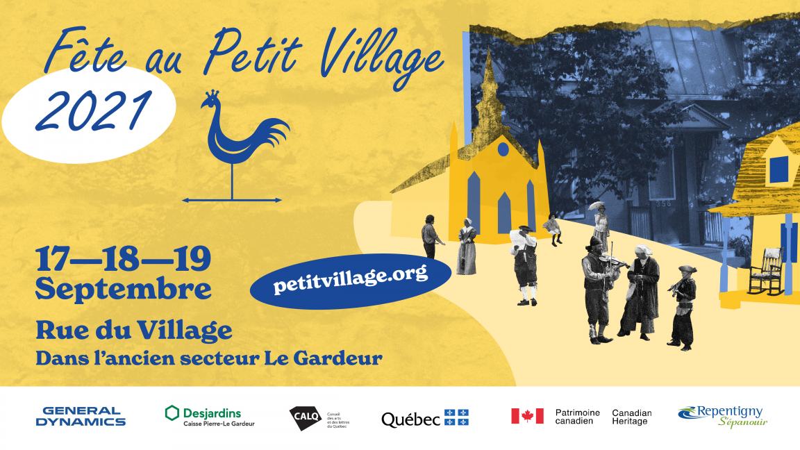 Fête au Petit Village (activités et animations)