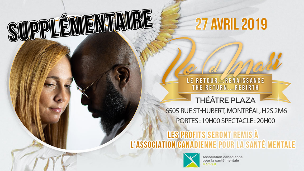THE RETURN...REBIRTH / LE RETOUR...RENAISSANCE RO ET MARI