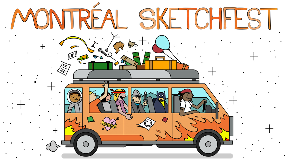MTL Sketchfest : Opening Night ! 8 PM @ TSC