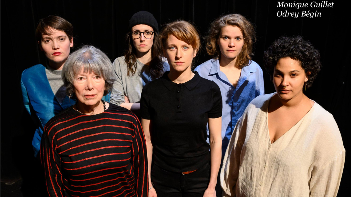 Criss de folles - Collectif de femmes