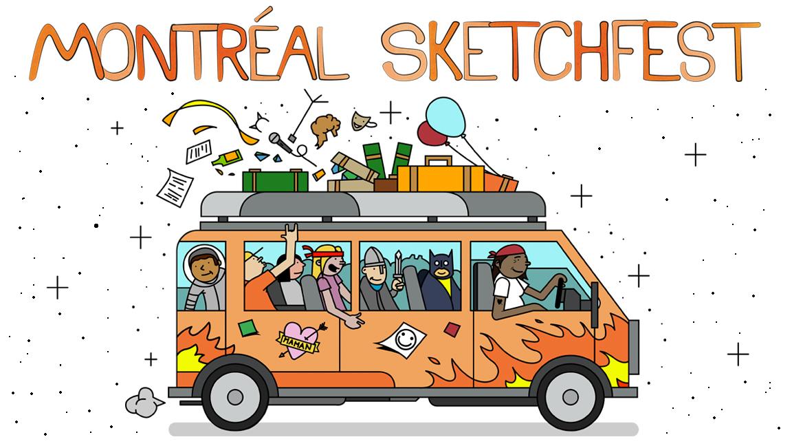 MTL Sketchfest X LadyFest 8 PM @ TSC