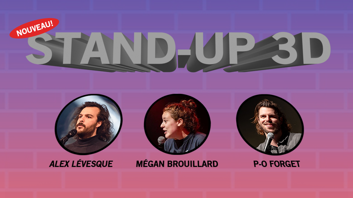 Stand-Up 3D