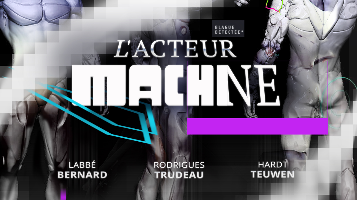 L'Acteur Machine