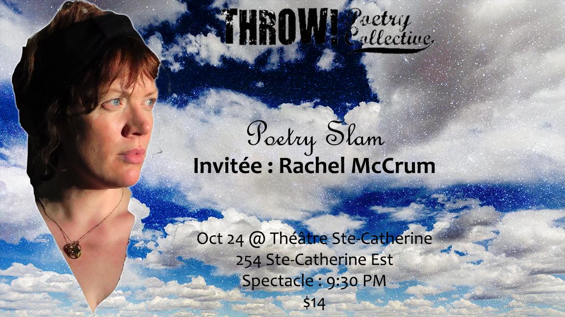 Throw! Poetry Slam