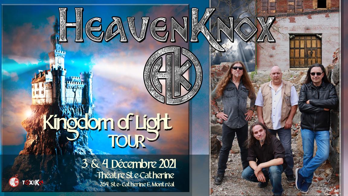 Heavenknox - Kingdom of Light