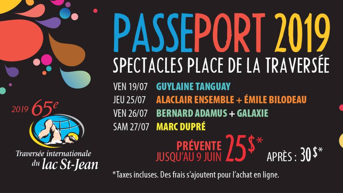 Passeport 2019
