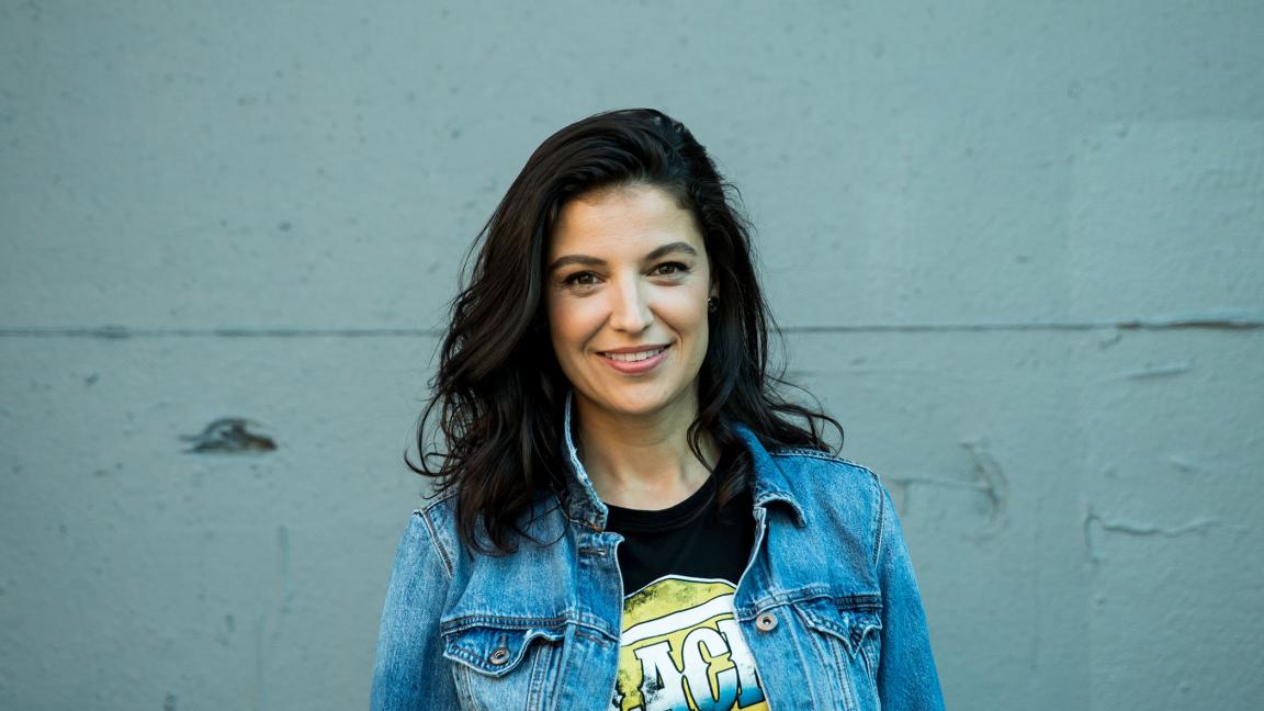 Sara Dufour (1ere partie Véronica)