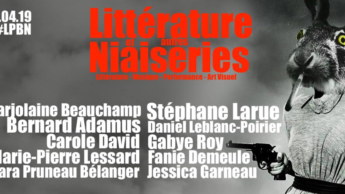 Littérature et autres Niaiseries