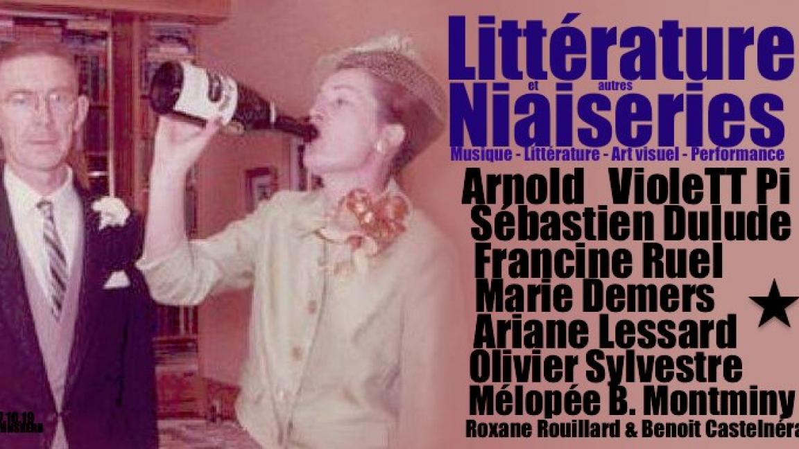 Littérature et autres Niaiseries - SLE