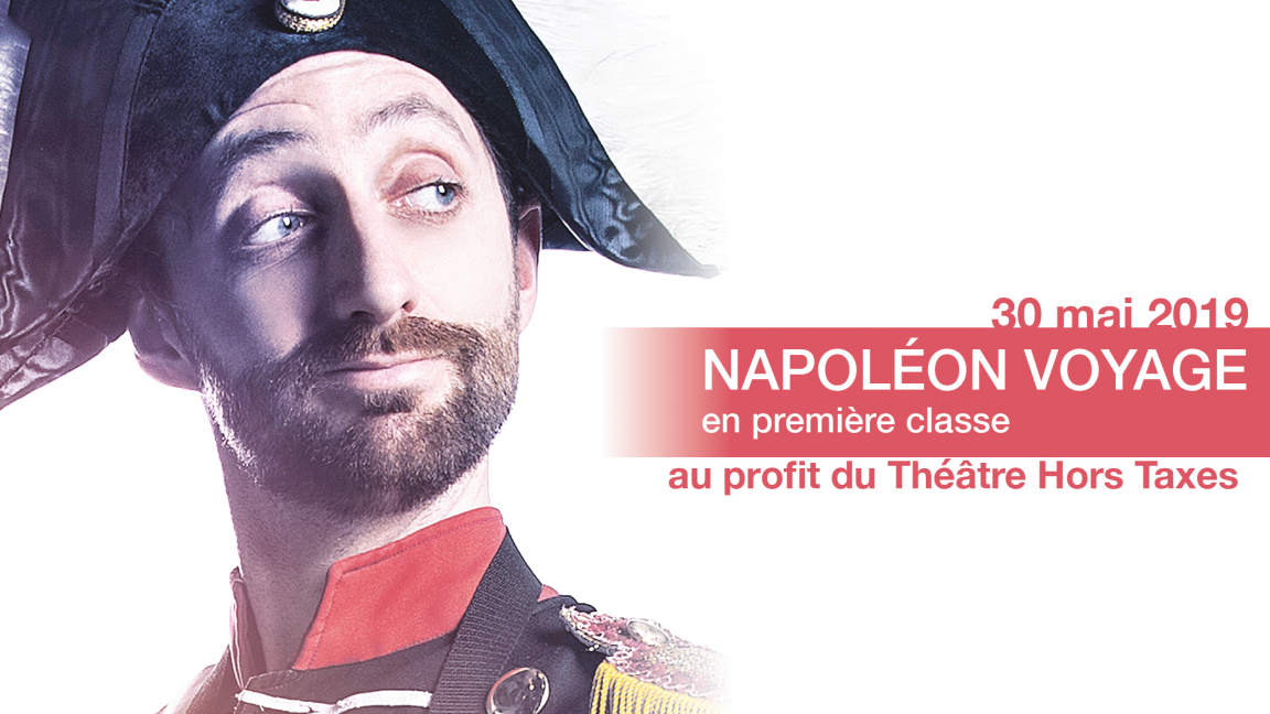 Napoléon voyage... en première classe!
