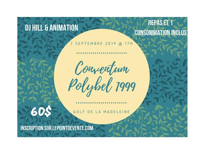 Conventum Polybel 1999-2019