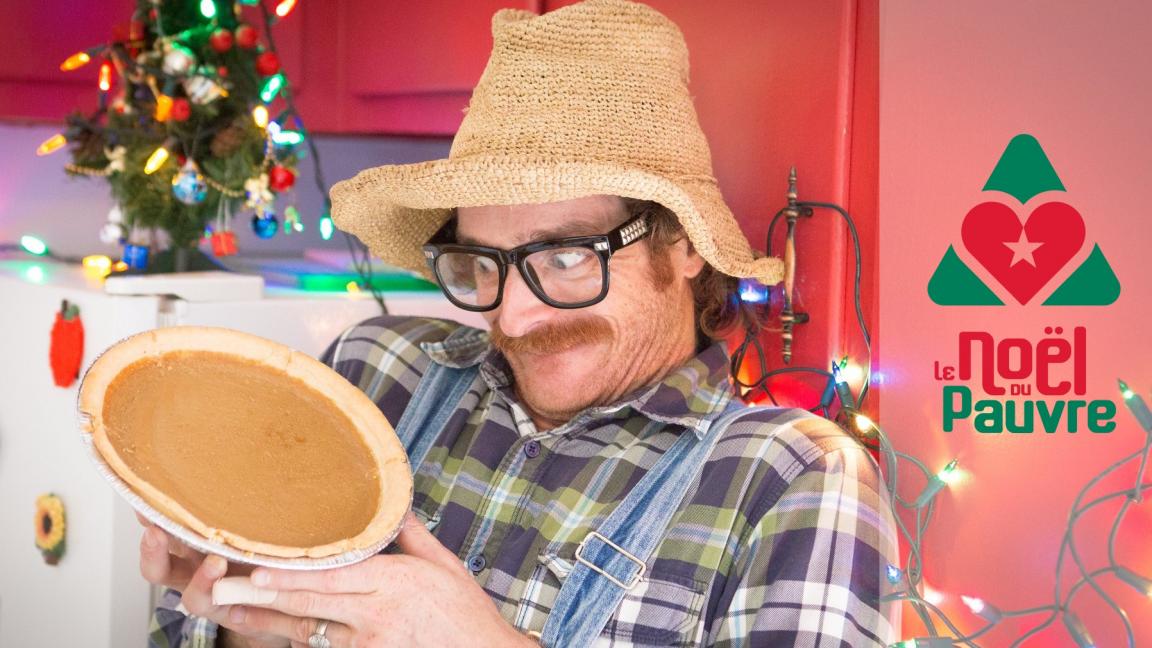 Vente de tartes au sucre - Noël du Pauvre
