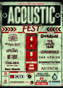 ACOUSTIC FEST 1!