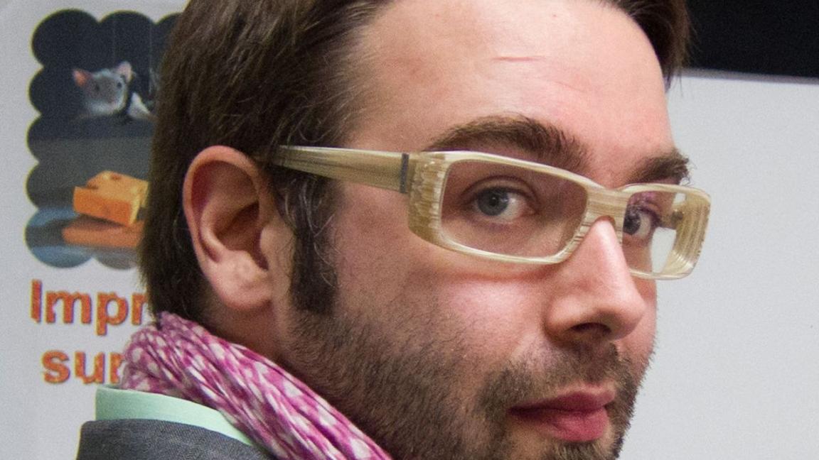 Devenir écrivain robot – atelier d'écriture avec Marc-Antoine K. Phaneuf