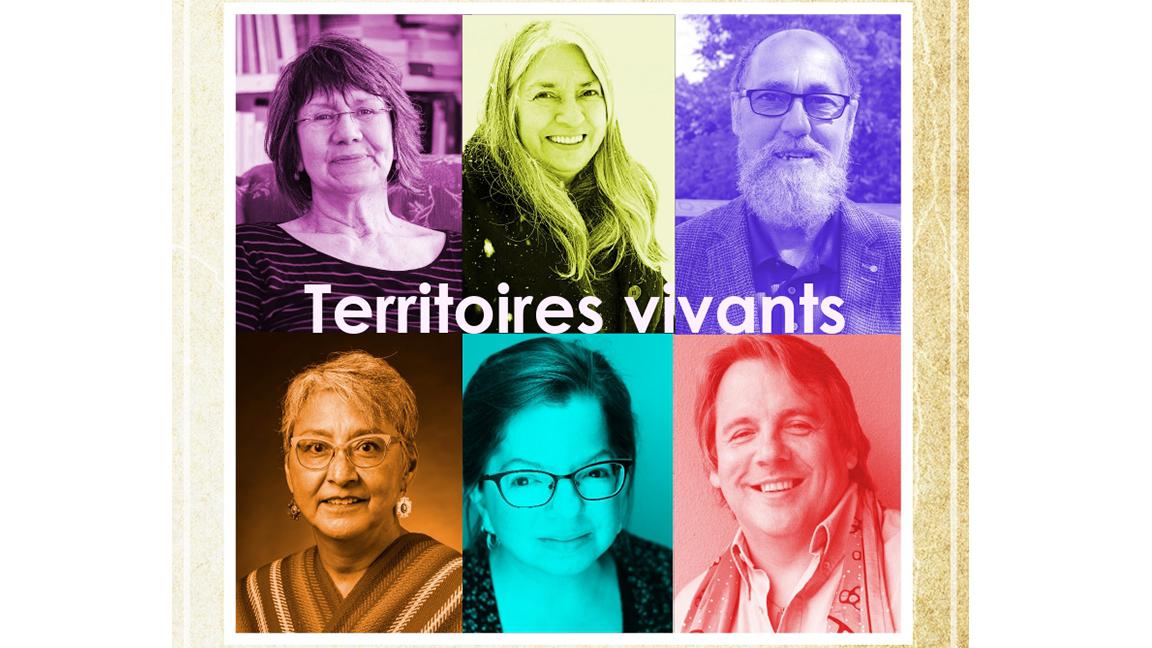Territoires vivants (Salon du livre des Premières Nations)