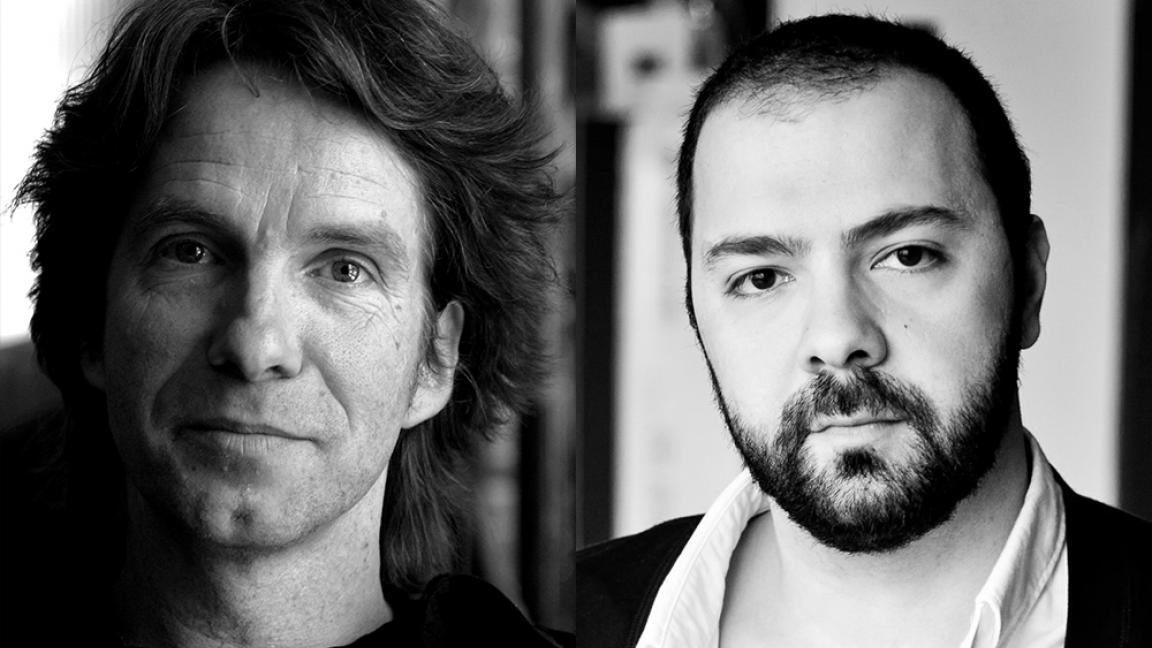 Le poète en robe de chambre - Christian Vézina et Mani Soleymanlou