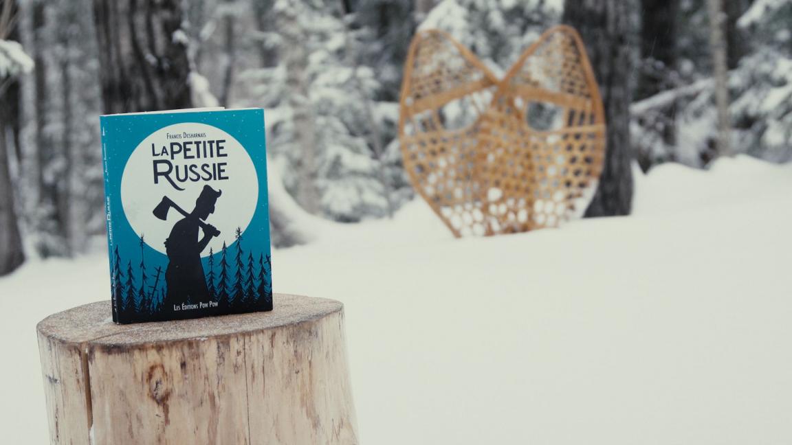 ANNULÉ - Cercle de lecture Une ville, un livre | La petite Russie de Francis Desharnais