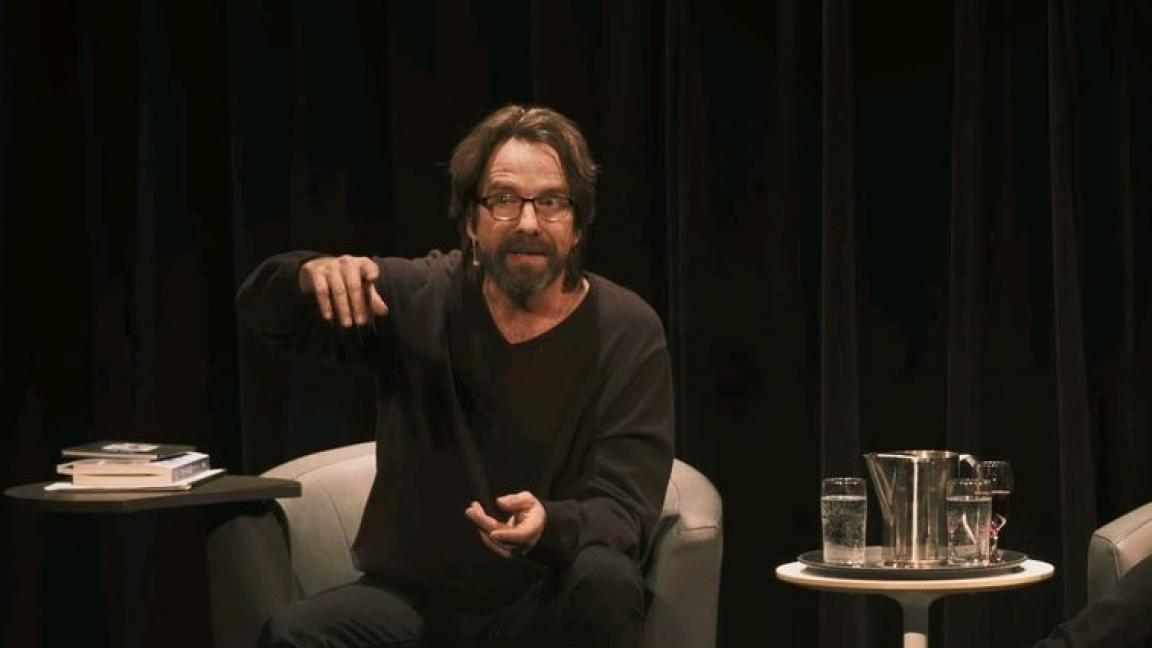 Le poète en robe de chambre - Christian Vézina et Étienne Beaulieu (en ligne)