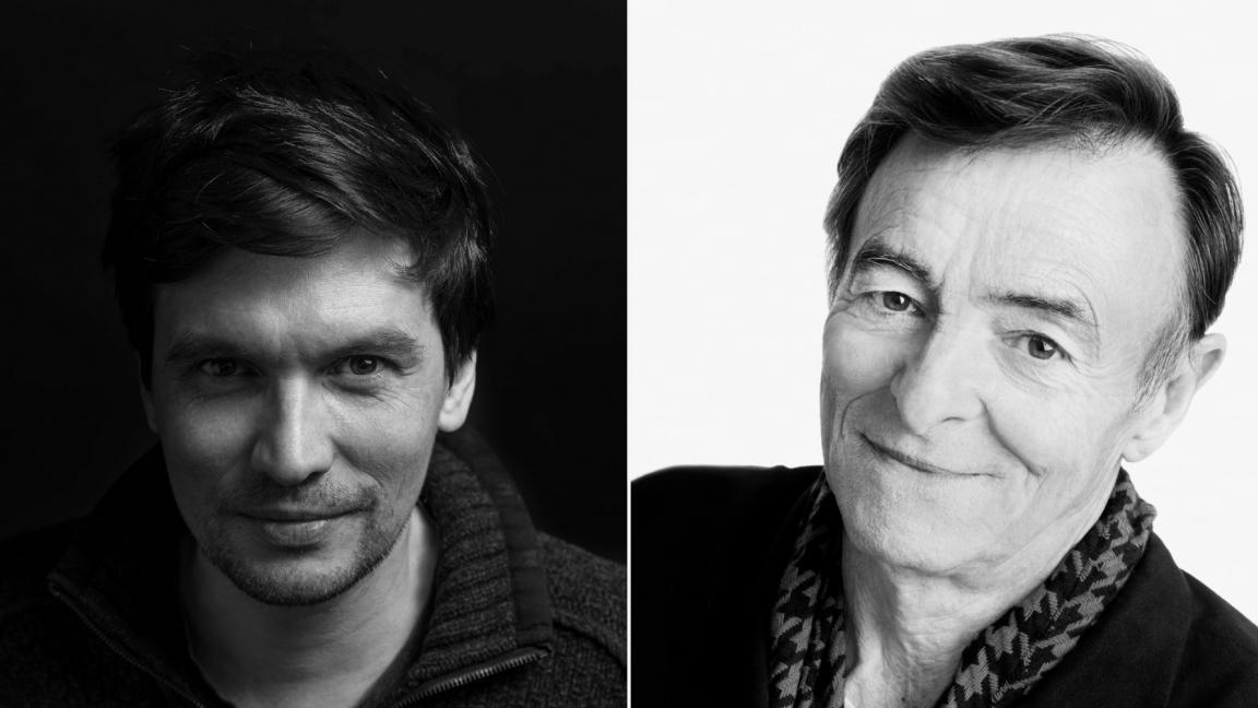 L'âme littéraire – Étienne Beaulieu rencontre Robert Lalonde