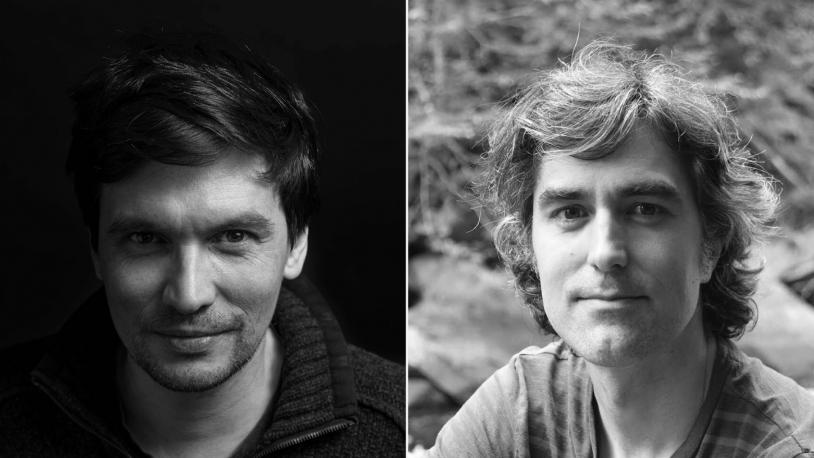 L'âme littéraire – Étienne Beaulieu rencontre Nicolas Lévesque