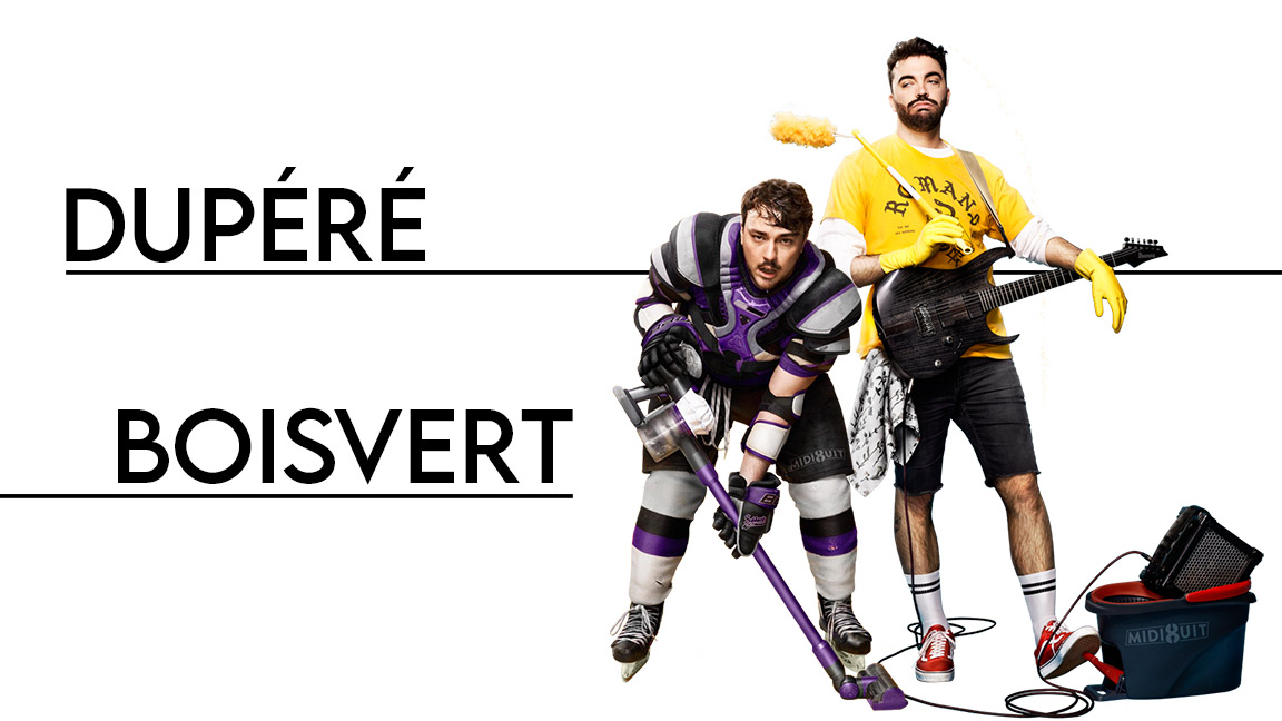 Dupéré & Boisvert