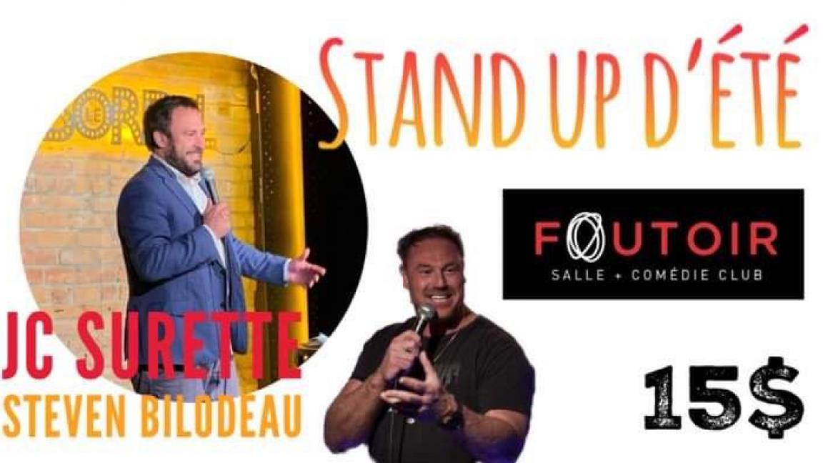 Stand Up d'Été