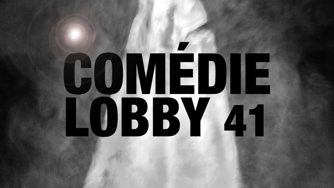 Comédie Lobby 41