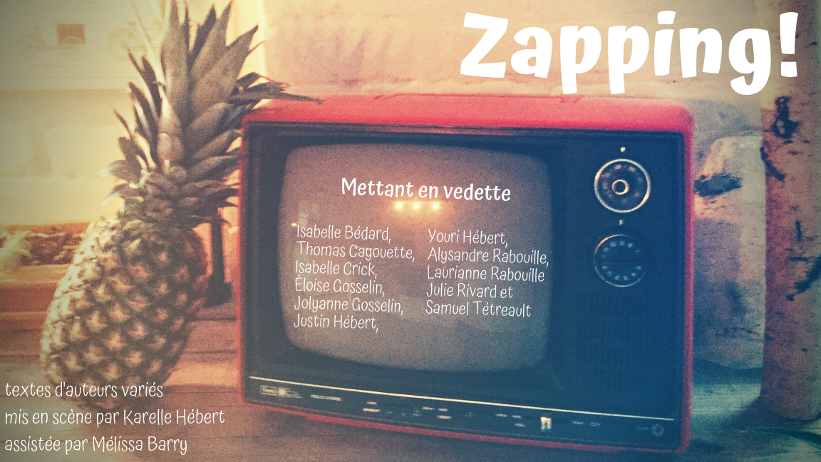 Zapping!