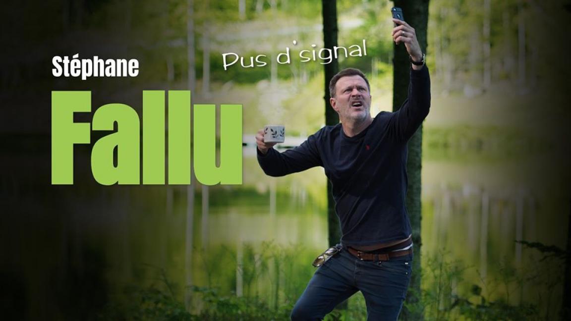 Stéphane Fallu - Pus d'signal