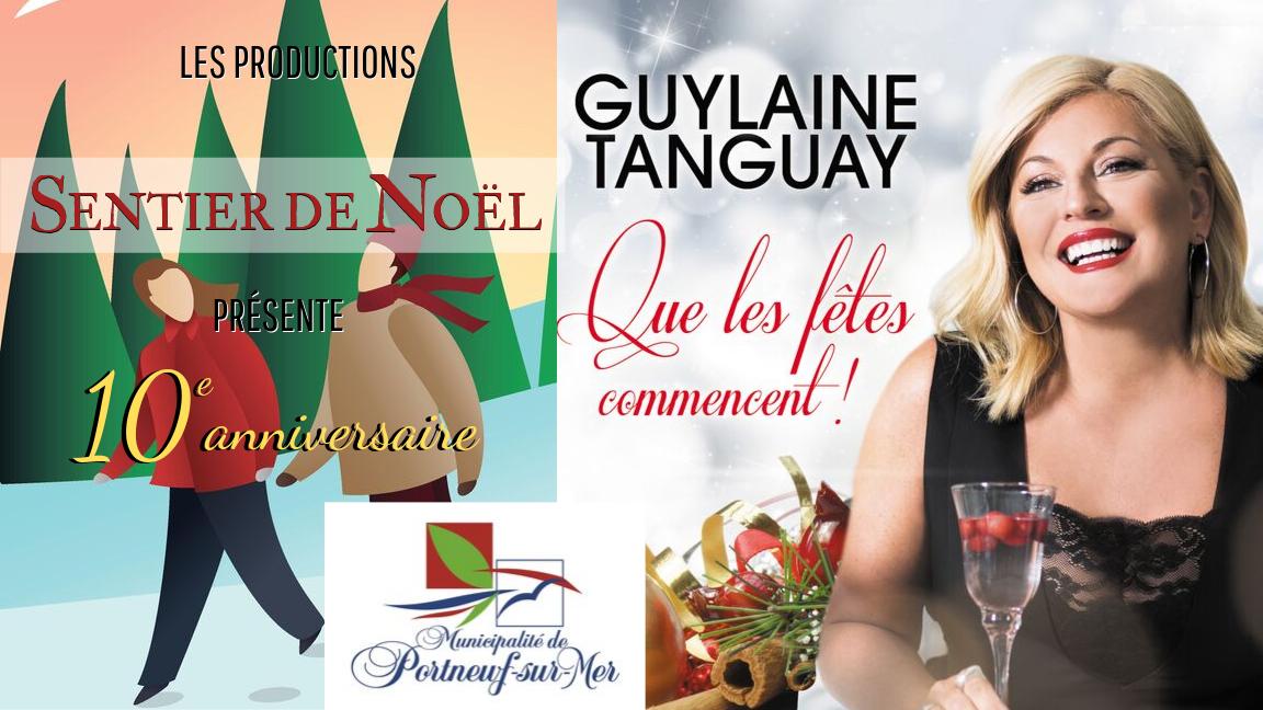 Que les fêtes commencent ! à Portneuf-sur-Mer avec Guylaine Tanguay