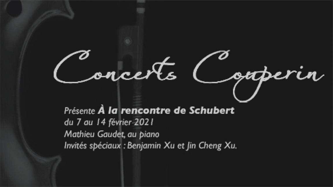 À la rencontre de Schubert